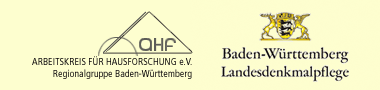 Datenbank Bauforschung Restaurierung