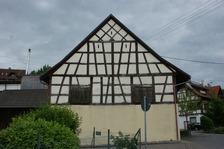 Außenansicht / Gemeindescheuer in 78315 Radolfzell-Güttingen (07.06.2015 - Burghard Lohrum)