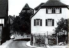 Dekanat in 74354 Besigheim (ca. 1960 - Stadtarchiv Besigheim)