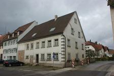 Ansicht 1 / Wohnhaus in 78199 Bräunlingen (15.10.2014 - Burghard Lohrum)