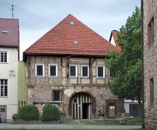 """sog. """"Ursulahaus"""" in 72348 Rosenfeld (15.02.2016 - Stefan King)"""
