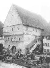 "sog. ""Ursulahaus"" in 72348 Rosenfeld (15.02.2016)"