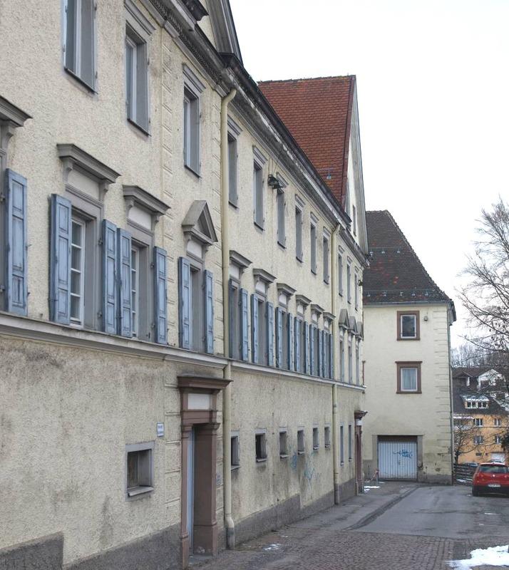 Gebäudekomplex » Objektansicht » Datenbank Bauforschung/ Restaurierung