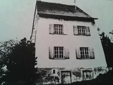 Wohnhaus in 78253 Aach (25.02.2016 - Landesdenkmalamt Freiburg (Doku-Archiv))