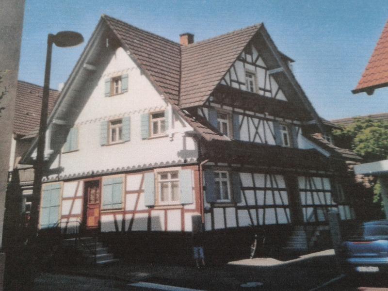 Fachwerkhaus \