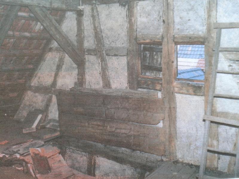 fachwerkhaus s kr mer michels objektansicht datenbank bauforschung restaurierung. Black Bedroom Furniture Sets. Home Design Ideas