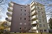 """Gebäude B Außen Ost / Wohnsiedlung """"Rauher Kapf"""" in 71032 Böblingen, Rauher Kapf (11.12.2015 - strebewerk.)"""