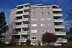 """Gebäude C Außen Süd / Wohnsiedlung """"Rauher Kapf"""" in 71032 Böblingen, Rauher Kapf (11.12.2015 - strebewerk.)"""