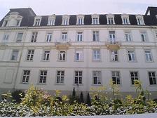 Hotel Römerbad in 79410 Badenweiler (15.03.2016 - LDA Freiburg, Dokumentationsarchiv)