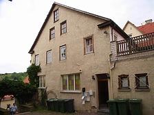 """Hinterhaus / Gasthaus """"Zum Adler"""" in 74354 Besigheim (27.07.2007 - Denkmalpflegerischer Werteplan)"""