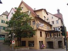 """Gasthaus """"Zum Adler"""" in 74354 Besigheim (27.07.2007 - Denkmalpflegerischer Werteplan)"""