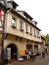 Wohn- und Geschäftshaus in 74354 Besigheim (12.11.2007 - Denkmalpflegerischer Werteplan)