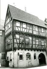 Wohn- und Geschäftshaus in 74354 Besigheim (Archiv Martin Haußmann)