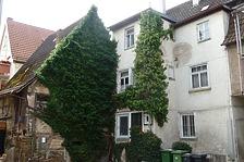Rückseite und Scheune von Gebäude 28 / Wohn- und Geschäftshaus in 74354 Besigheim (16.07.2016 - M.Haußmann)