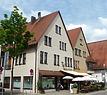 Ostseite / Wohn- und Geschäftshaus in 74354 Besigheim (22.07.2016 - M.Haußmann)