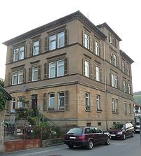 Süd- Ostseite / Villa des Ölfabrikanten Kollmar  in 74354 Besigheim (26.07.2016 - M.Haußmann)