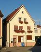 Westseite / Wohnhaus in 74354 Besigheim (27.08.2016 - M.Haußmann)