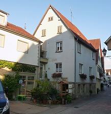 Nordwestseite / Kirchstraße 3 in 74354 Besigheim (27.08.2016 - M.Haußmann)