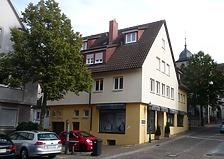 Nordwestseite 2016 / Wohn- und Geschäftshaus in 74354 Besigheim (23.09.2016 - M.Haußmann)