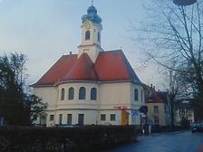 Evang. Chirstuskirche in 78166 Donaueschingen (12.05.2016)