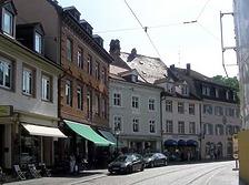"""""""Sankt Antoni - Haus"""" in 79098 Freiburg, Altstadt (30.05.2016)"""