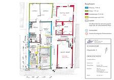 Bauphasenplan Erdgeschoss Olgastraße 3 Schorndorf / Wohnhaus in 73614 Schorndorf (02.06.2016)