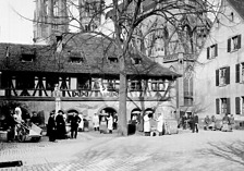 Alte Münsterbauhütte in 79098 Freiburg, Altstadt (22.06.2016)