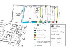 Bauphasenplan Erdgeschoss Wohnhaus Hauptstraße 2 Lauchheim / Ehem. Kutschenhaus in 73466 Lauchheim (02.06.2016)