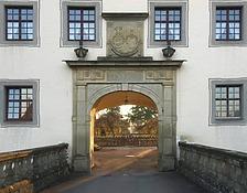 Wasserschloss Geislingen in 72351 Geislingen (11.07.2016 - Stefan King)
