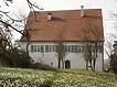 Ehem. Pfarrhaus in 78194 Immendingen-Ippingen (14.03.2007 - Verfasser: Josef Metzger, Architekt, Immendingen Verbleib: LDA Freiburg, Dokumentationsarchiv)