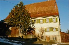 Ansicht von Südost / Wohnhaus in 72401 Haigerloch-Gruol (Armin Seidel)
