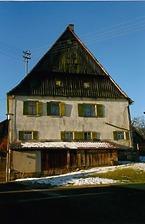 Ansicht von Nordost / Wohnhaus in 72401 Haigerloch-Gruol (Armin Seidel)