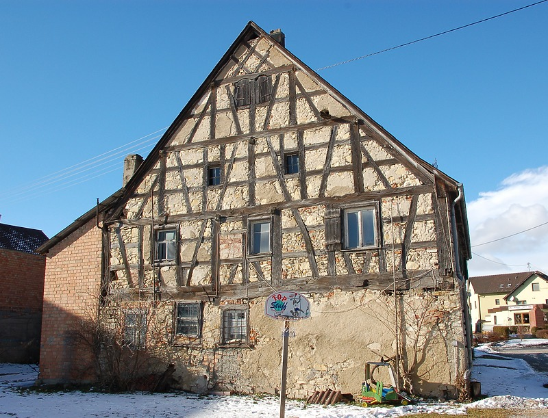 Gasthaus zum Adler » Objektansicht » Datenbank Bauforschung ...