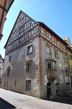 Südostansicht, Rottweil Suppengasse 2 / Wohnhaus in 78628 Rottweil (Fotoarchiv Freiburg, Landesamt für Denkmalpflege)