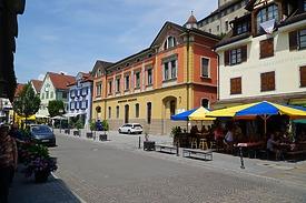 Blick von Südosten / Kellerei- und Wohngebäude in 88701 Meersburg (Juni 2017 - christoph kleiber denkmalmanagement)