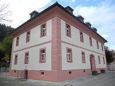 Ehem. Wachsbleiche in 79837 St. Blasien (Spiecker Sautter Lauer, Architekten)
