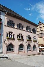 Rottweil, Hauptstraße 23, Altes Rathaus- Südfassade / Altes Rathaus in 78628 Rottweil (Landesamt für Denkmalpflege Freiburg, Bildarchiv)