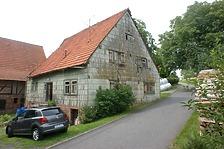 Fachwerkbau in 69429 Waldbrunn-Weisbach (Burghard Lohrum)