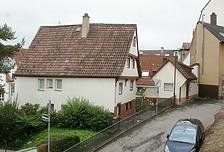 Gebäudekomplex in 72184 Pforzheim-Eutingen (Burghard Lohrum)