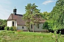 Litzelbergkapelle, Ansicht Nordseite / Litzelbergkapelle in 79361 Sasbach am Kaiserstuhl (Fotoarchiv Freiburg, Landesamt für Denkmalpflege)