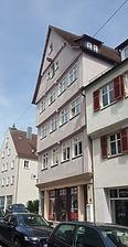 Südansicht / Wohn- und Geschäftshaus in 89073 Ulm (26.05.2018 - Christin Aghegian-Rampf)