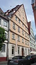 Kronengasse 1, Südwestansicht / Wohnhaus in 89073 Ulm (25.05.2018 - Christin Aghegian-Rampf)