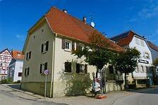 Ansicht von Südwest / Wohnhaus in 74177 Bad Friedrichshall-Duttenberg (Armin Seidel)