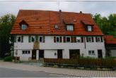 Ansicht Von Süd. Zweistockiges Wohnhaus mit Satteldach. / Widdumhof (Wohnhaus, Scheune, Nebengebäude) in 71069 Sindelfingen-Maichingen (Seidel Armin)