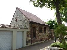 Nordwestansicht / Wohnhaus in 79206 Breisach am Rhein (Fotoarchiv Freiburg (Landesamt für Denkmalpflege))
