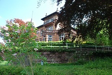 Ehem. Villa Junghans / Ehem. Villa Junghans in 78713 Schramberg (Fotoarchiv Freiburg, Landesamt für Denkmalpflege)