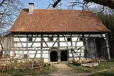 Ehem. Weberhaus Dautmergen (Freilichtmuseum) in 78579 Neuhausen ob Eck (Burghard Lohrum)