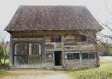 Kleinbauernhaus  Mennwangen (Freilichtmuseum) in 78579 Neuhausen ob Eck (Burghard Lohrum)