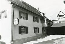 Wohnhaus in 78337 Öhningen (Bildarchiv Freiburg, Landesamt für Denkmalpflege)