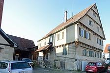 Ansicht von Südosten / Wohnhaus in 71116 Gärtringen (6.2.2018 - Michael Hermann)